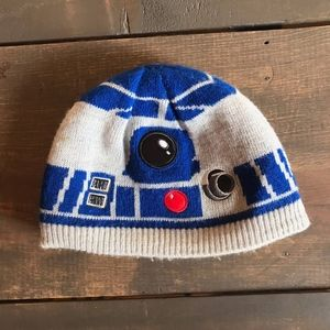 Disney Star Wars R2D2 Hat- Pre-owned